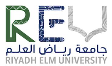 Riyadh Elm University Logo