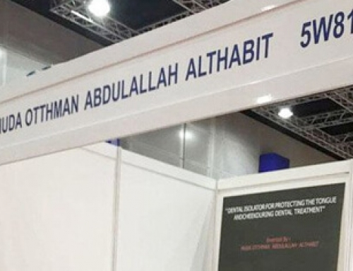 Saudi dentist patents dental innovation