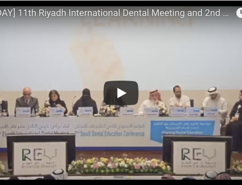 [1ST DAY] 11th Riyadh International Dental Meeting and 2nd Saudi Dental Education Society Conference
