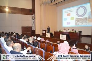 67th QA Symposium