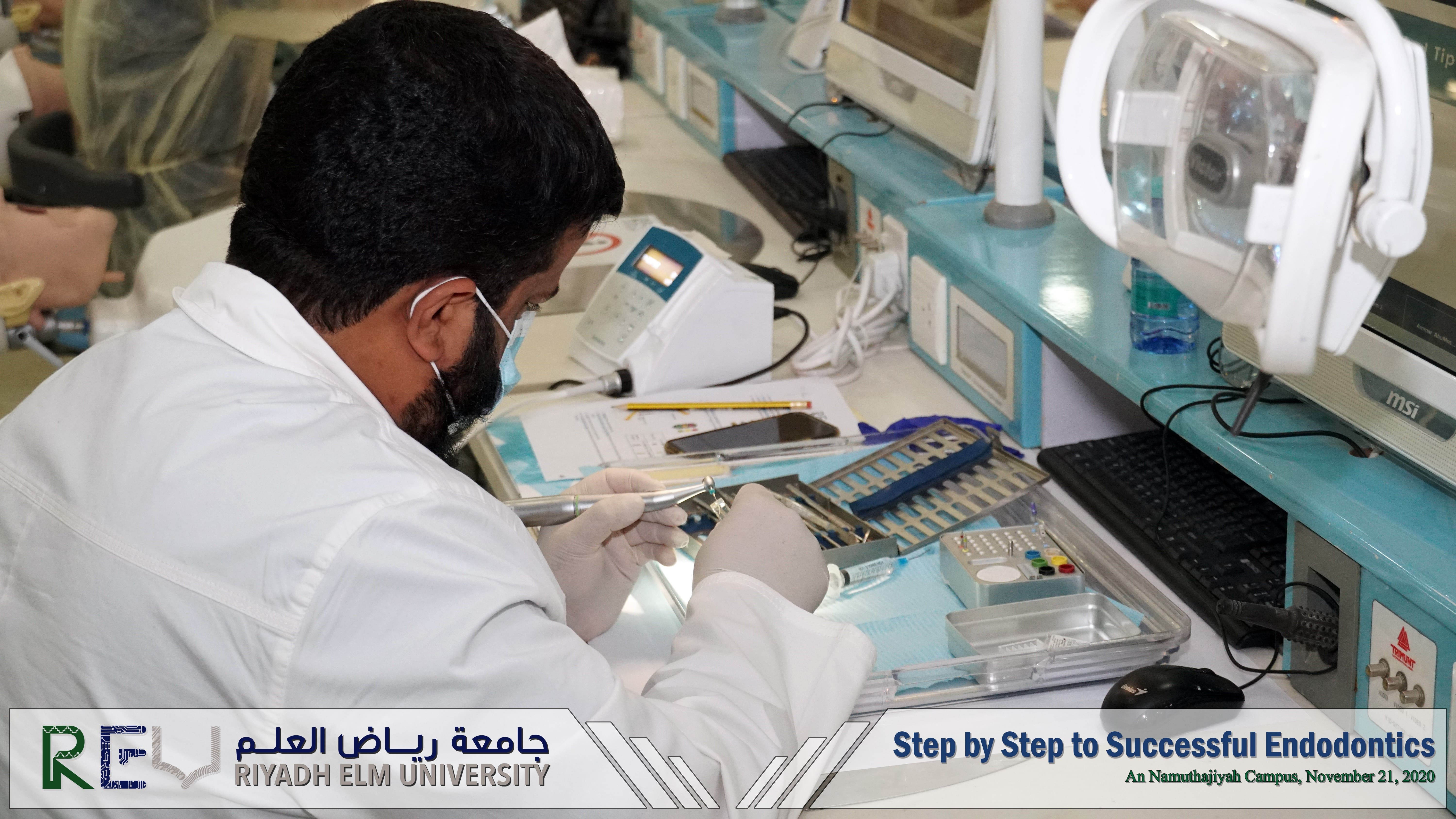 Step by Step to Successful Endodontics Course
